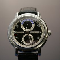 Maurice Lacroix Masterpiece Regulateur