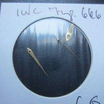 IWC Ingenieur 666 Dauphin Zeigerspiel gelbgold