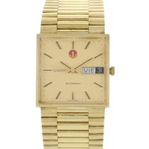 Rado Men's Vintage Rado 18K Yellow Gold Automatic