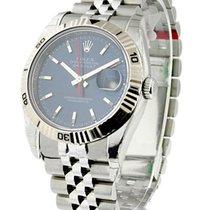 Rolex Unworn 116264 Mens Steel Turn-O-Graph - Jubilee Bracelet...