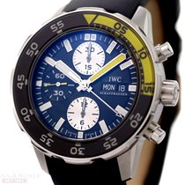 IWC Aquatimer Chronograph Ref-IW376702 Stainless Steel Box...