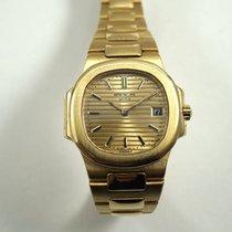 Patek Philippe Nautilus 4700 solid 18k yellow gold c.1990's