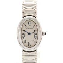 Cartier Baignoire 18K White Gold 1950.1