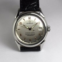 Eterna Matic Legacy Date 1948, Chronometer, steel