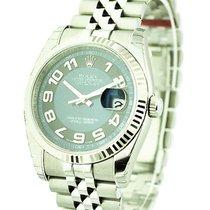 Rolex Unworn 116234 Mens Datejust with Jubilee Bracelet -...