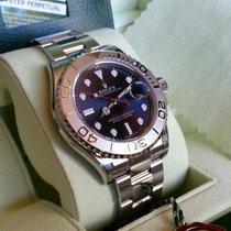 Rolex YACTHMASTER BLUE DIAL  NEW