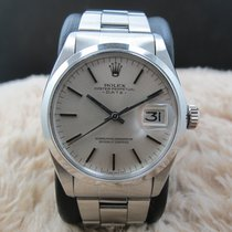 Rolex OYSTER DATE 1500 Original Silver (Sigma) Dial with...