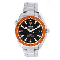 Omega Seamaster Planet Ocean Chronograph Men's Watch...
