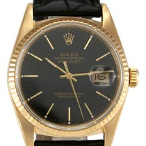 Rolex DateJust 18k 16018 Men's Watch