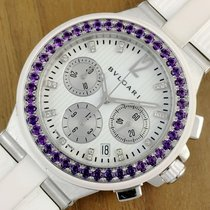 宝格丽 (Bulgari) Diagono Diamonds Dial Automatic Chronograph...