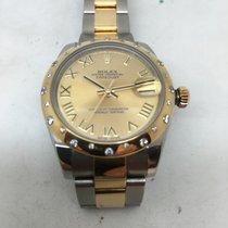 Rolex Lady-Datejust diamants 31mm