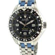 Azimuth Swiss Azimuth Xtreme-1 Sea-hum 3tz Watch Ss Bracelet 3...