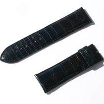 Chopard Croco Band Strap Blue 23 Mm 75/115 New C23-1 -70%