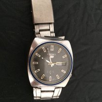 Seiko 5 Automatic 6119-8163 21Jewels Day/Date 41mm Square Case...