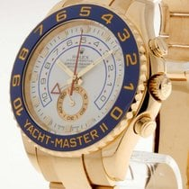 Rolex Oyster Perpetual Yacht-Master II Gelbgold Ref. 116688