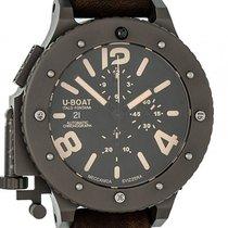 U-Boat Italo Fontana U-42 Titan Automatik Chronograph Limitier...