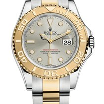 Rolex Yacht-Master 40mm Steel and Yellow Gold