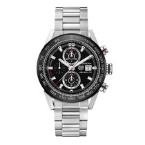 TAG Heuer Carrera Caliber Heuer 01 43mm Mens Watch Ref...