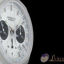 Longines Heritage 1973 Chronograph Edelstahl 40 mm