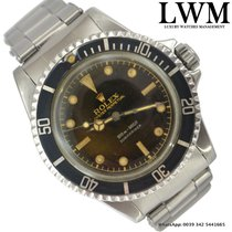 Rolex Submariner 5512 cornino glossy brown dial very rare 1962