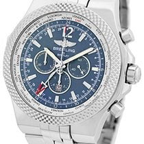 "Breitling ""Bentley Motors GMT Chronograph""."