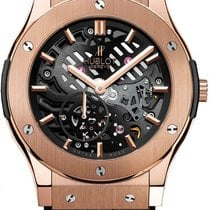 Hublot Classic Fusion Ultra-Thin Skeleton 45mm Mens Watch