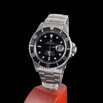 Rolex submariner 300m date steel