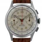 Tiffany & Co. Chronograph Stahl Handaufzug Antikmagnetic...