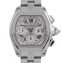 Cartier Roadster XL Chronograph Steel