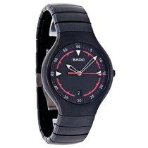 라도 (Rado) True Active Mens Black Ceramic Watch R27677152