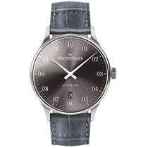 Meistersinger Uhren Herrenuhr Mehrzeigeruhr Pangaea 2Z PM207