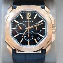 Bulgari Octo Velocissimo Chronograph Rose Gold Unworn