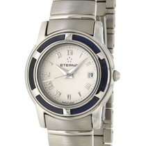 Eterna Eterma Lady 3706.41 Steel, 26mm