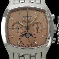 Patek Philippe 5020/1p Platinum Perpetual Calendar Chronograph...