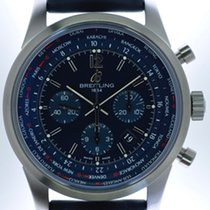 Breitling Mans Automatic Wristwatch Chronograph Transocean...