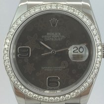 Rolex Datejust Flowers Box/Papers 2006