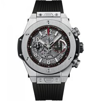 Hublot Big Bang 45 mm Unico Titanium  Titanium Mens WATCH...