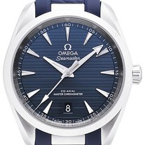 Omega Seamaster Aqua Terra 150M Co-Axial Master Chronometer 38mm