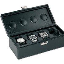 Scatola del Tempo Uhrenbox 4B OS Leder 140x300x85mm