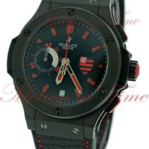 "Hublot Big Bang 44mm ""Flamengo"", Black Dial, Limited..."