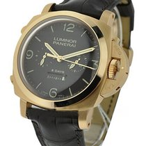 Panerai PAM 00319 PAM 319 - 1950 8 Day Rattrapante in Rose...