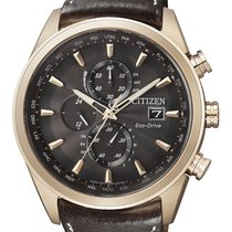 Citizen Men's AT8019-02W Elegant Eco Drive Watch