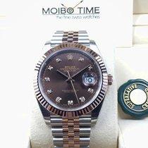 勞力士 (Rolex) Datejust II Everose Gold Steel Choco Brown Diamond...