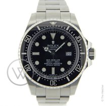 Rolex Sea-Dweller DEEPSEA Ceramic New-Full Set