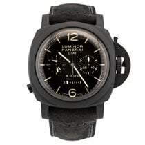 Panerai Luminor 1950 Chrono Monopulsante 8 Days GMT Ceramica...