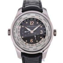 Girard Perregaux WW TC 43 Automatic GMT Leather