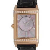 Jaeger-LeCoultre Reverso 18K R/G Lady Ultra Thin Manual Duetto...