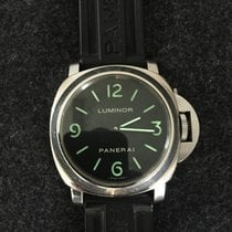 Panerai PAM 112 44mm Luminor Base stainless steel