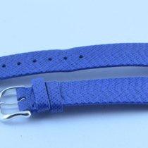 Ebel Leder Armband 18mm Mit Dornschliesse 16mm Neu Top Zustand...