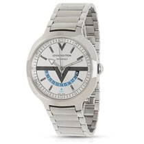 Louis Vuitton Q7D311 Men's Watch in Stainless Steel